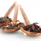 Sort te med aroma